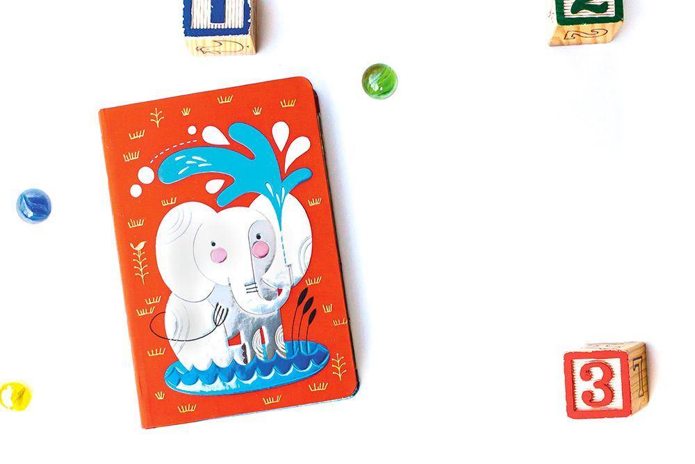 Baby Elephant - Design Inspiration - 1