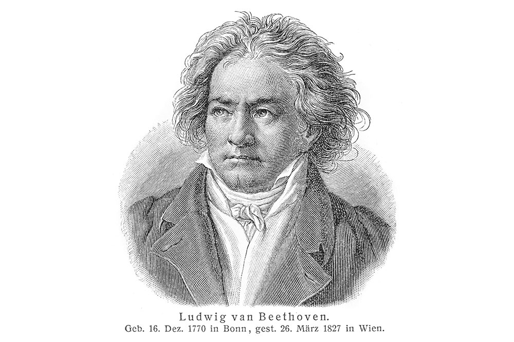 Beethoven's 250th Birthday - Design Inspiration -