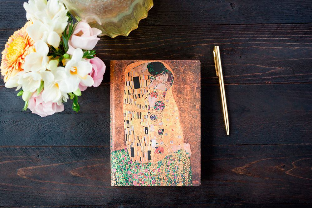 Klimt's 100th Anniversary – The Kiss - Design Inspiration -