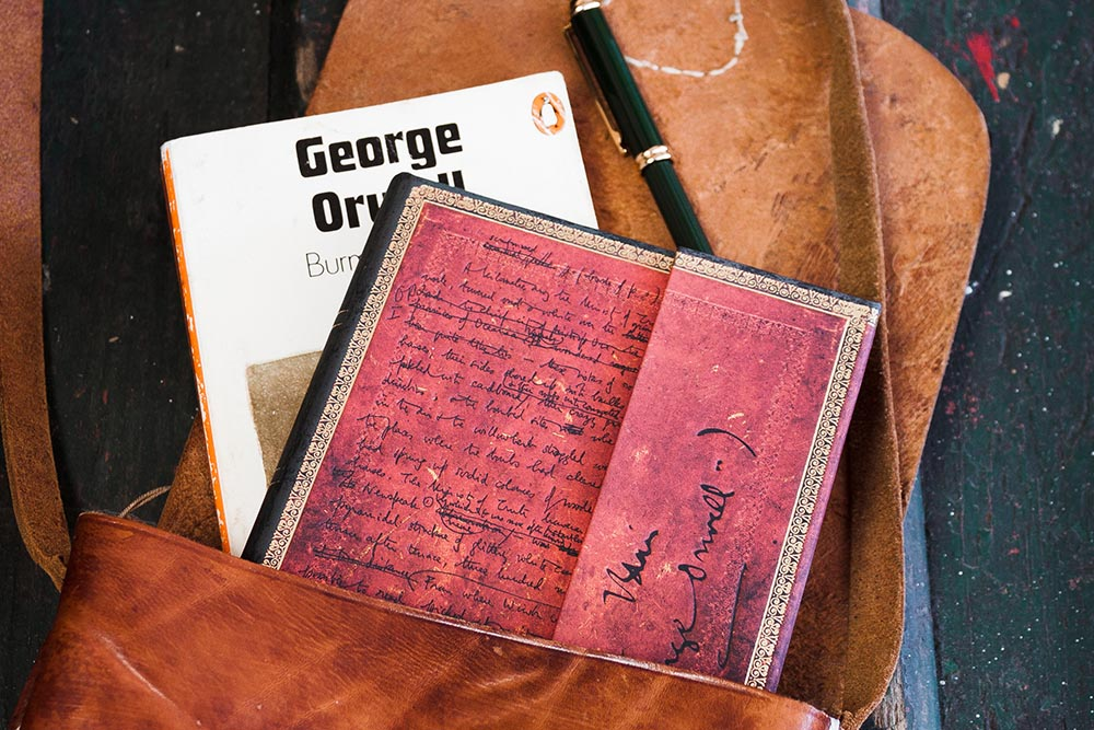 Orwell, Nineteen Eighty-Four - Design Inspiration - 1