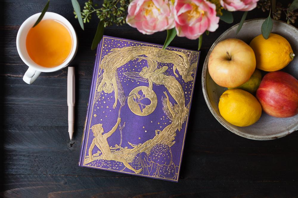 Violet Fairy - Design Inspiration - 2