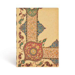 Visions of Paisley Ivory Kraft - Front