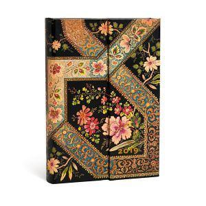 2019 Filigree Floral Ebony - Angle