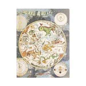 2021 Небесная планисфера (Celestial Planisphere) - Front