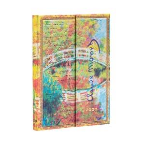 2020 Моне, «Мостик», письмо к Моризо (Monet (Bridge), Letter to Morisot) - Angle