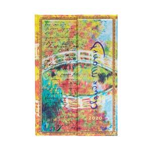 2020 Monet (Die Brücke), Brief an Morisot - Front