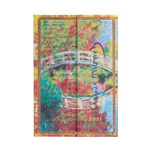 2021 Моне, «Мостик», письмо к Моризо (Monet (Bridge), Letter to Morisot) - Front