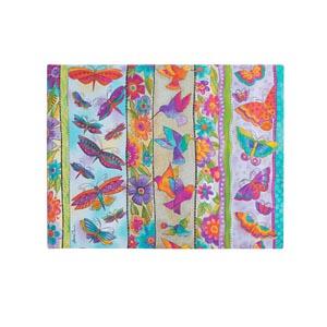 Kolibri und Schmetterlinge - Front