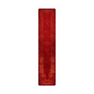 Красная венецианская кожа - Front