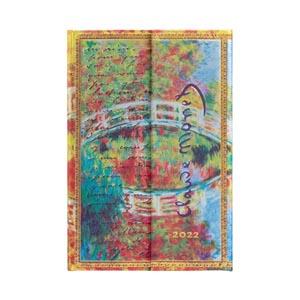 2022 Моне, «Мостик», письмо к Моризо (Monet (Bridge), Letter to Morisot) - Front